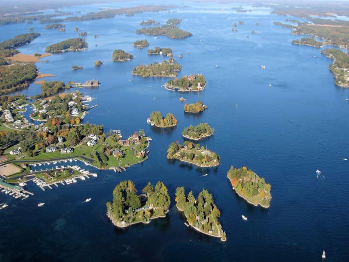 Сад богов в тысячу островов