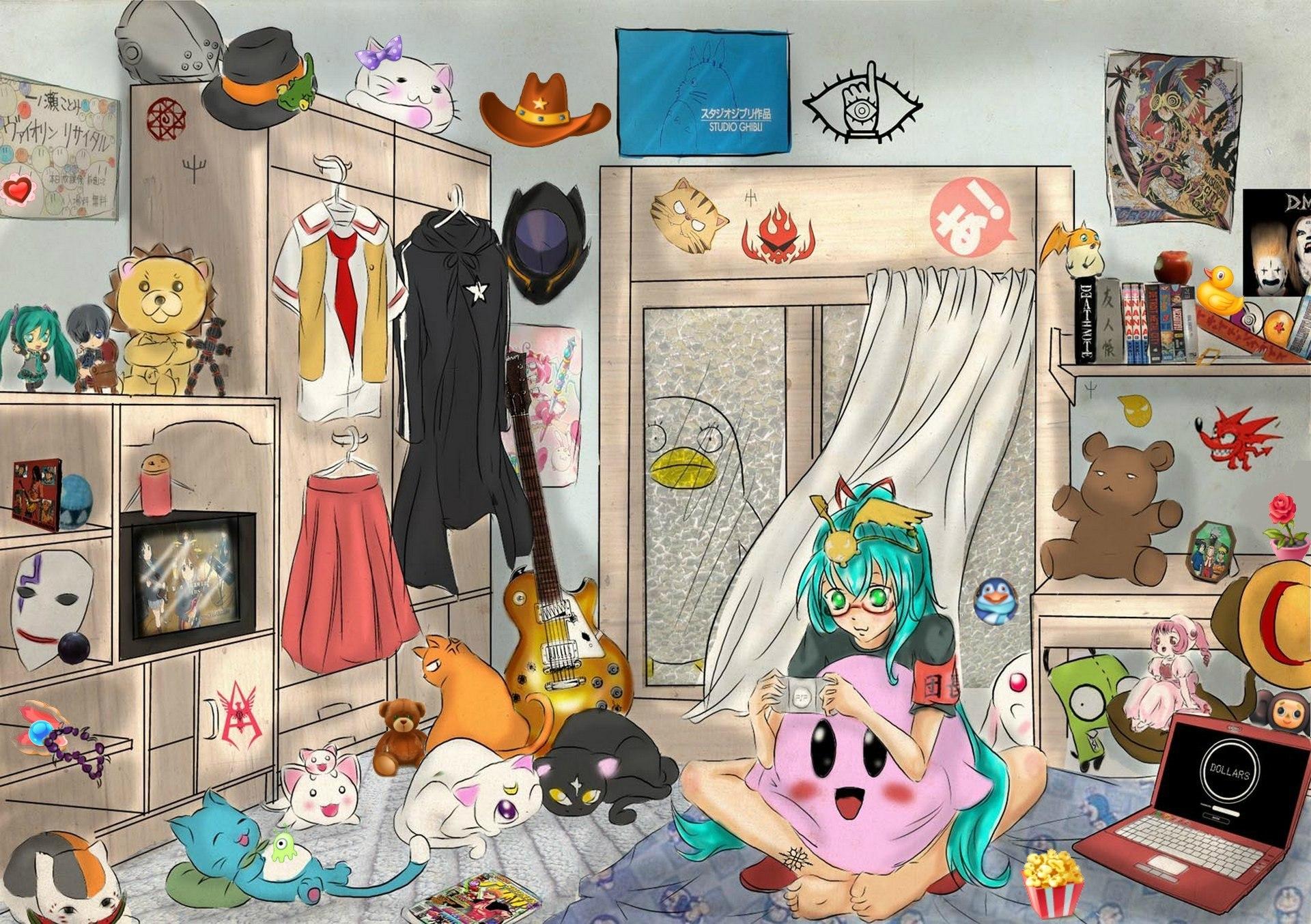 усмешкам, картинка комната вещи разместили расположенном неподалеку