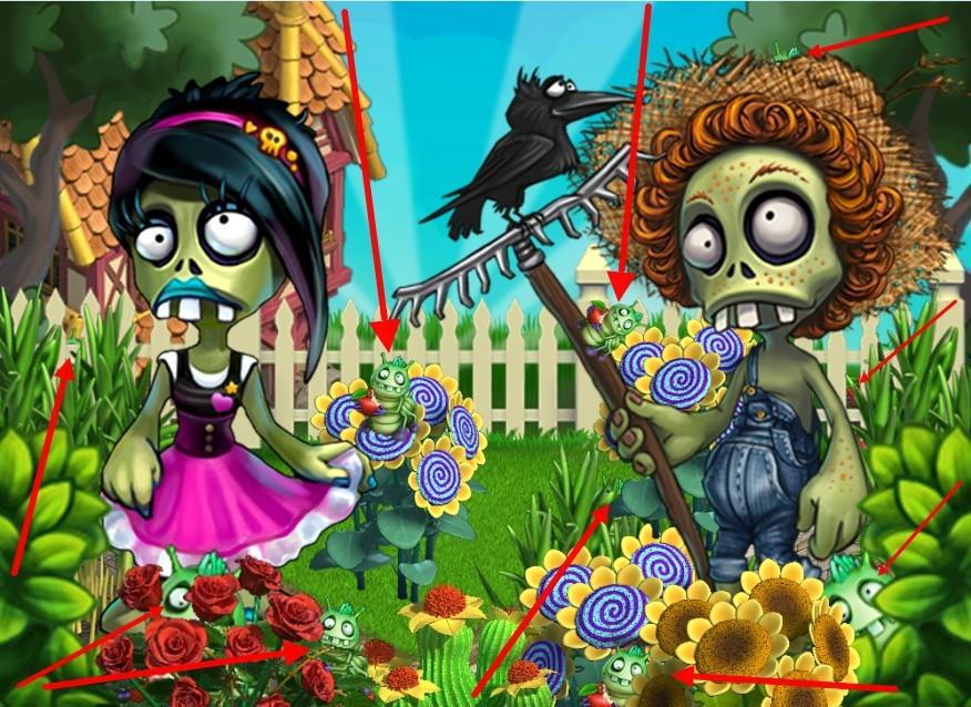 маринованные зомби в зомби ферме картинки ясная поляна можно