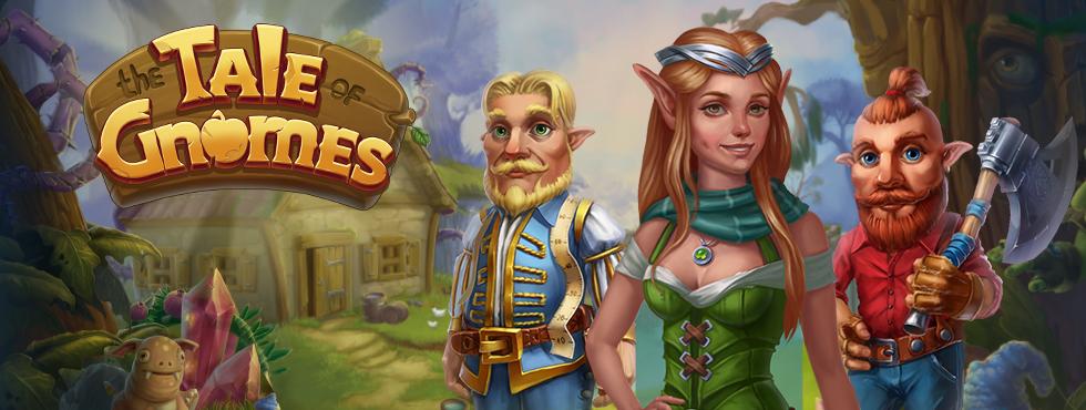 Game The Tale of Gnomes: Песнь еды и магии